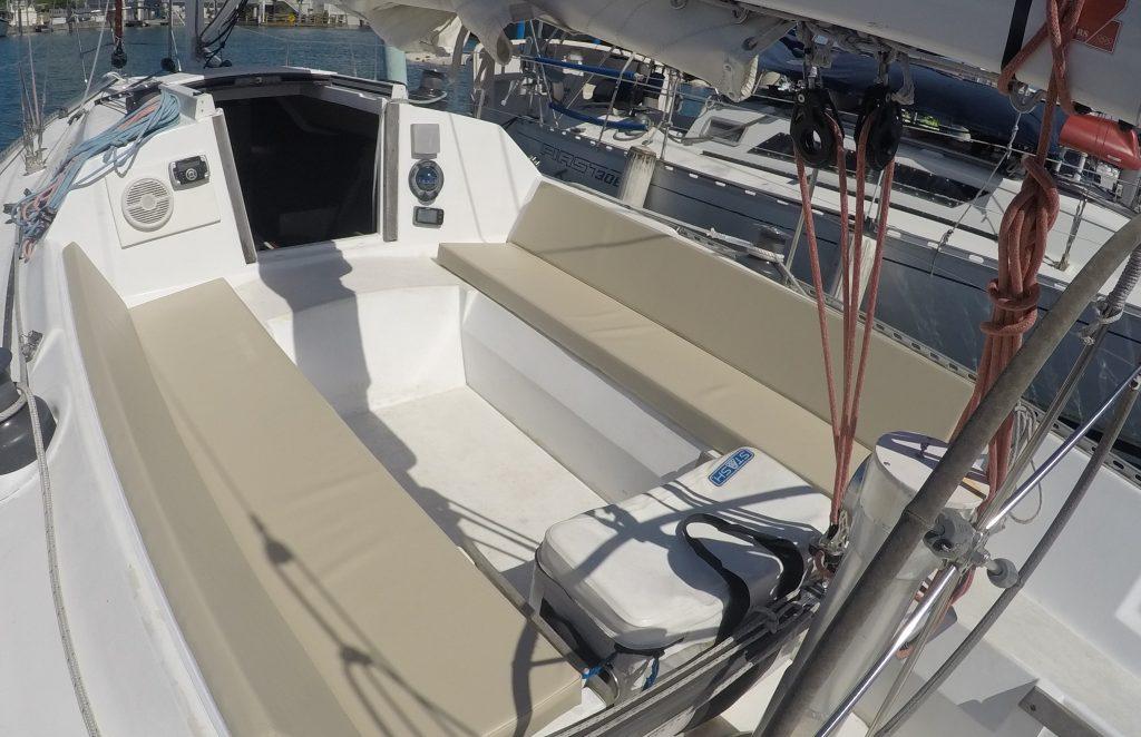 Boat Cushions Seating