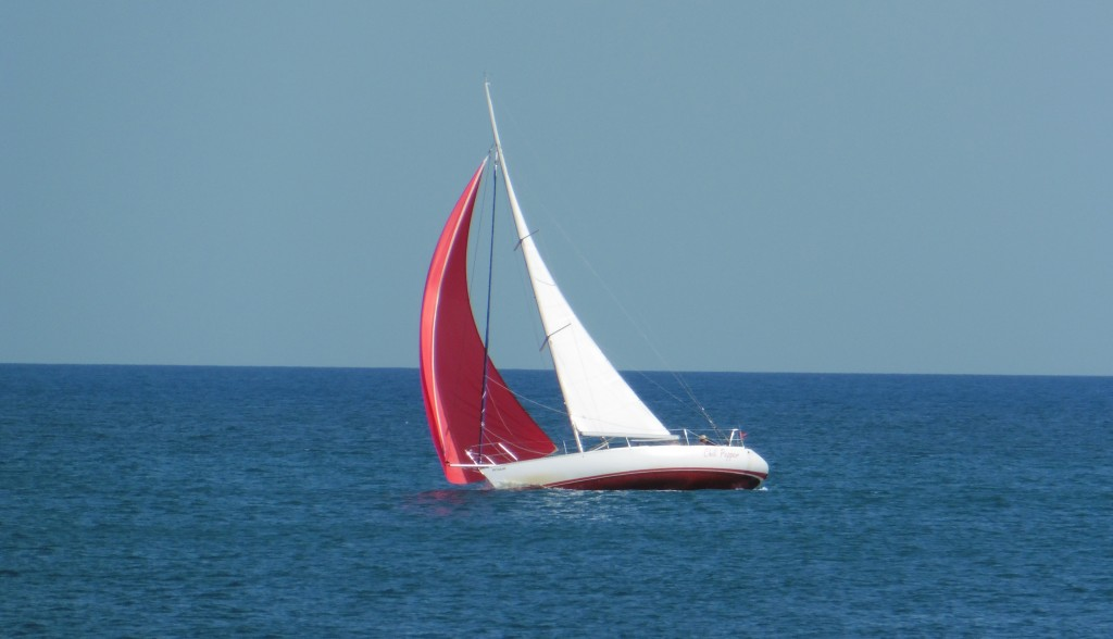 Asymmetrical Spinnaker