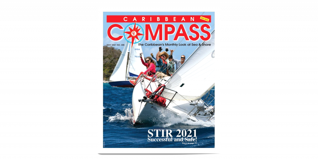 Caribbean Compass Cover